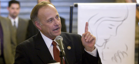 Steve King Lame Duck President