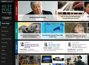 Huffington Post: HuffPost's Totally Redesigned iPad App: What We Did And Why