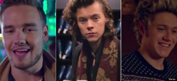 Let 1D Take You On A String Of Dodgy Dates