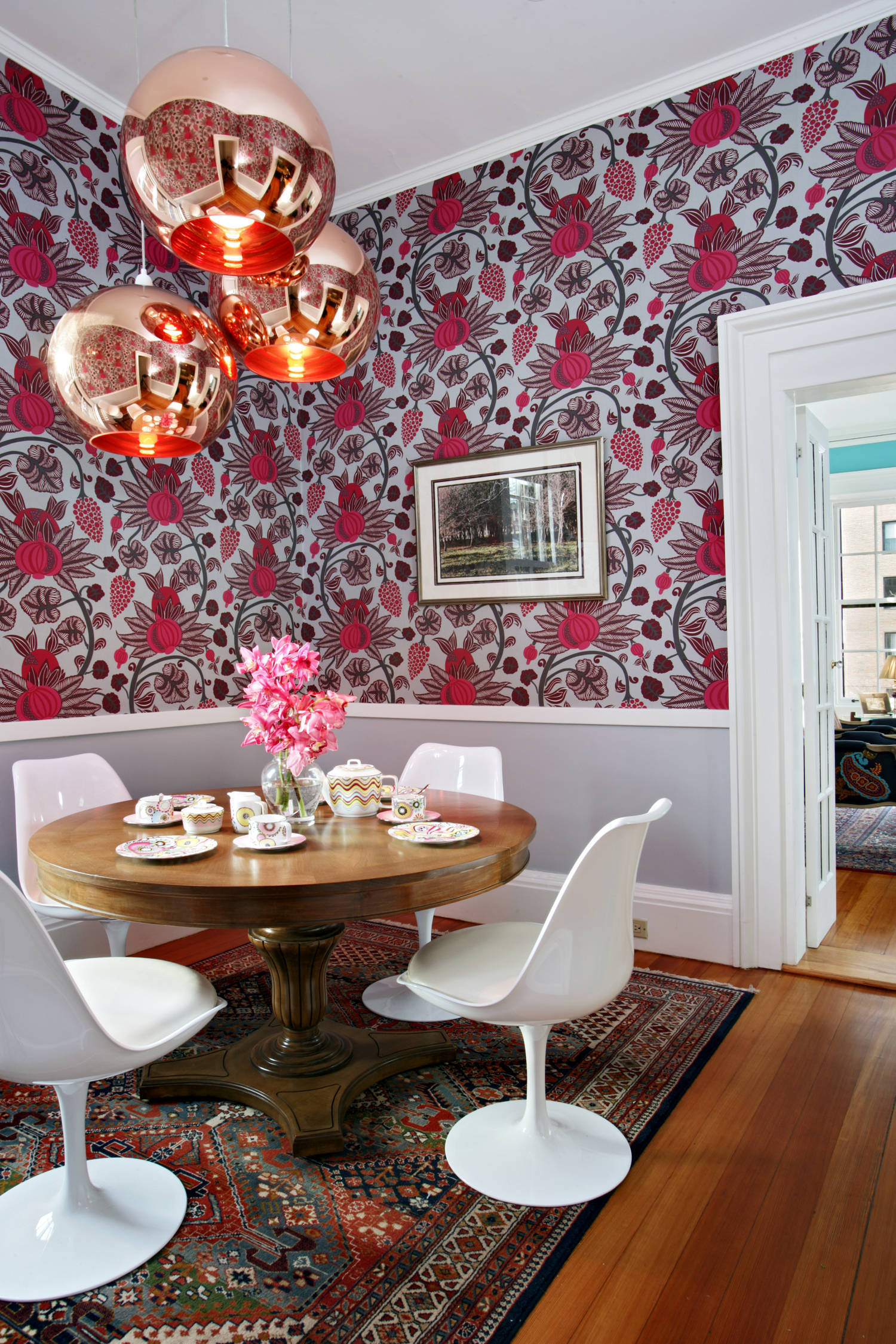 The Skeptics Guide To Buying And Hanging Wallpaper Huffpost