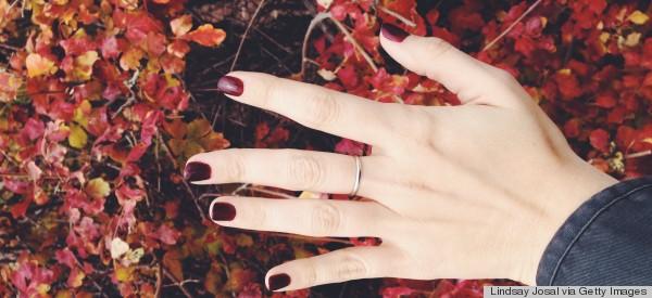 17 Dark Nail Polishes That Aren't Black