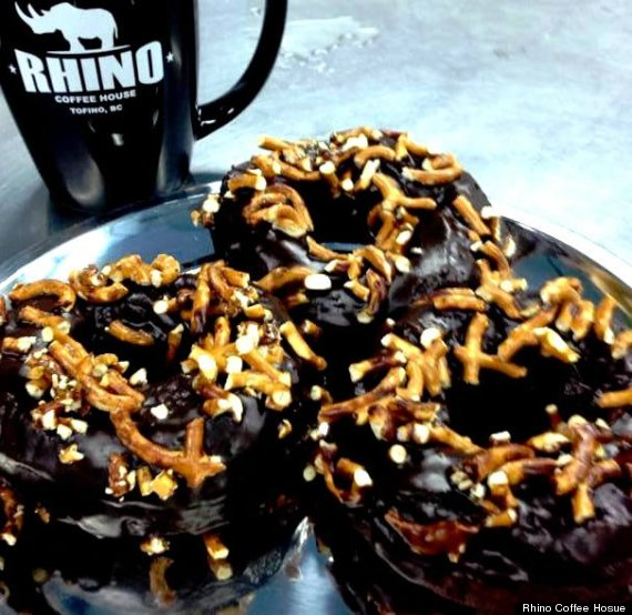 donuts rhino coffee house