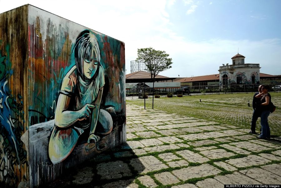 alice street art