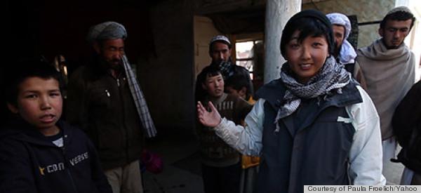 This 'Boy' I Met in Afghanistan Has a Secret