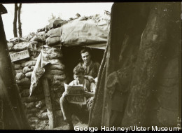 Las trincheras de la Gran Guerra, como nunca las has visto (FOTOS)