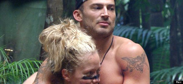 Do We Finally Have This Year's 'I'm A Celeb' Showmance?