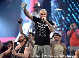 La solidaridad de Calle 13 con México y más de los Latin Grammy