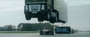 SEMI JUMPS F1 RACER