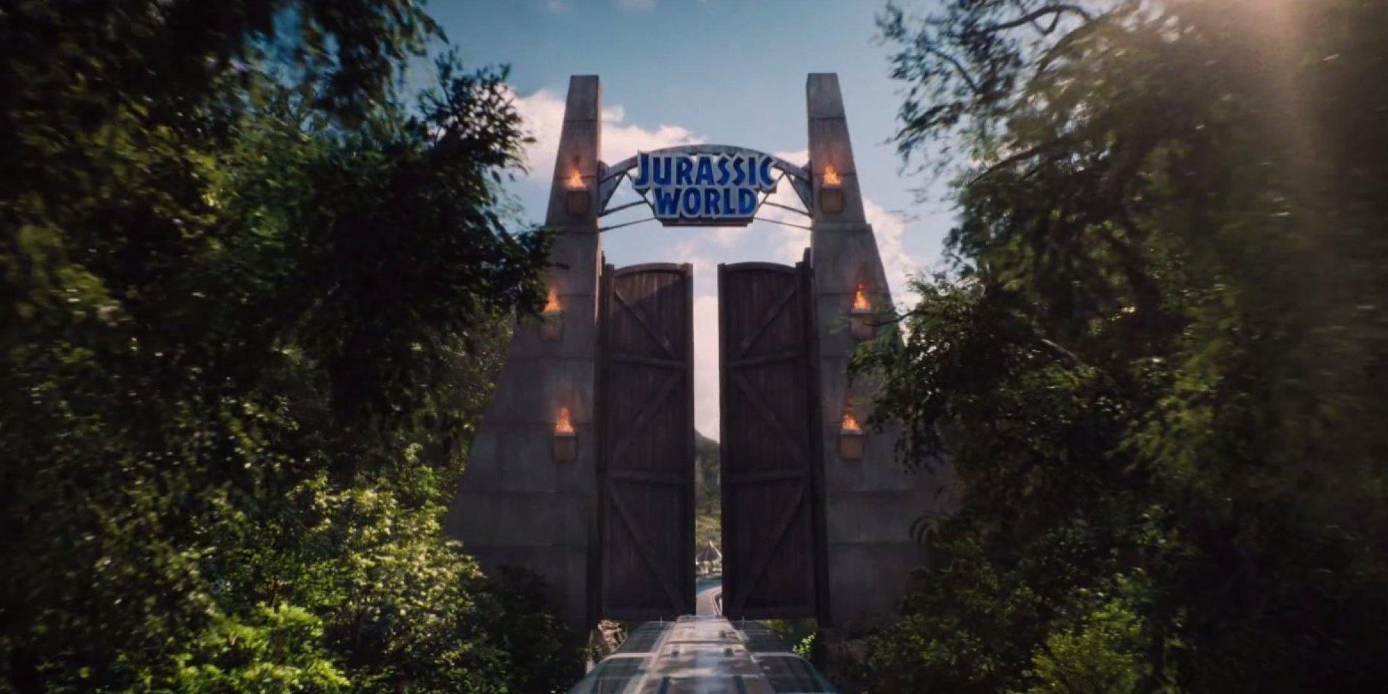 The 'Jurassic World' Teaser Trailer Has Arrived | HuffPost