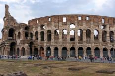 Das Kolosseum | Bild: PA