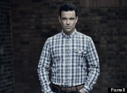 Will Robbie Williams' Clothing Line Make It To The Top Of The Pops?