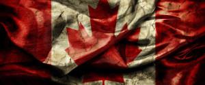 CANADA FLAG DIRT