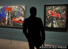 «Chagall: couleur et musique»: le Mozart de la peinture