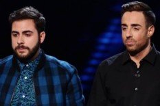 Andrea Faustini and Stevi Ritchie | Pic: Thames