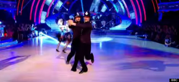 Watch The First Ever 'Strictly' Same-Sex Routine