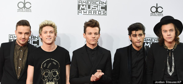 1D Manager 'Quits After Bust-Up With Zayn'