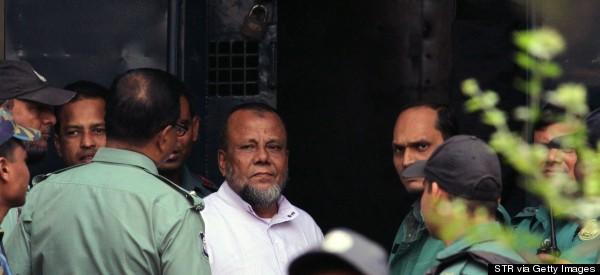 Bangladesh Man Gets Death Penalty For War Crimes