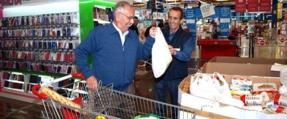 El banco de alimentos espera recoger en tres d as 20 millones de kilos de comida - Banco de alimentos de navarra ...