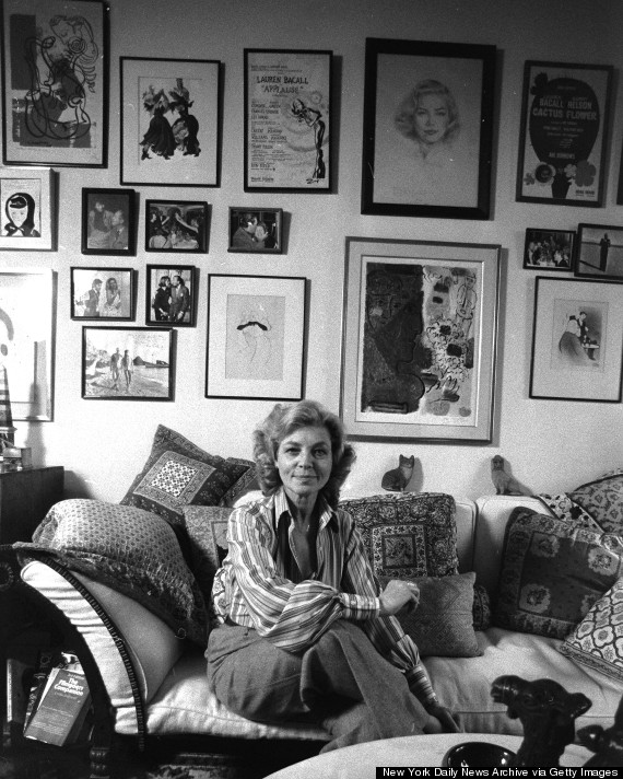 Lauren Bacall's $26 Million Upper West Side Apartment Is
