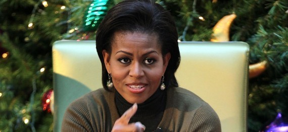 Santa Norad Tracker 2010 Michelle Obama