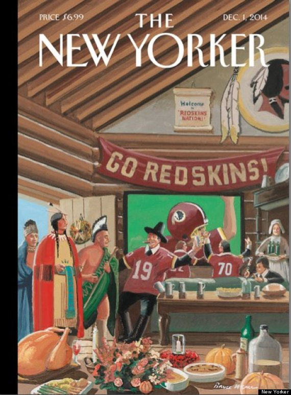new yorker dec 1 cover