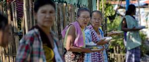 MYANMAR WORLD GIVING INDEX