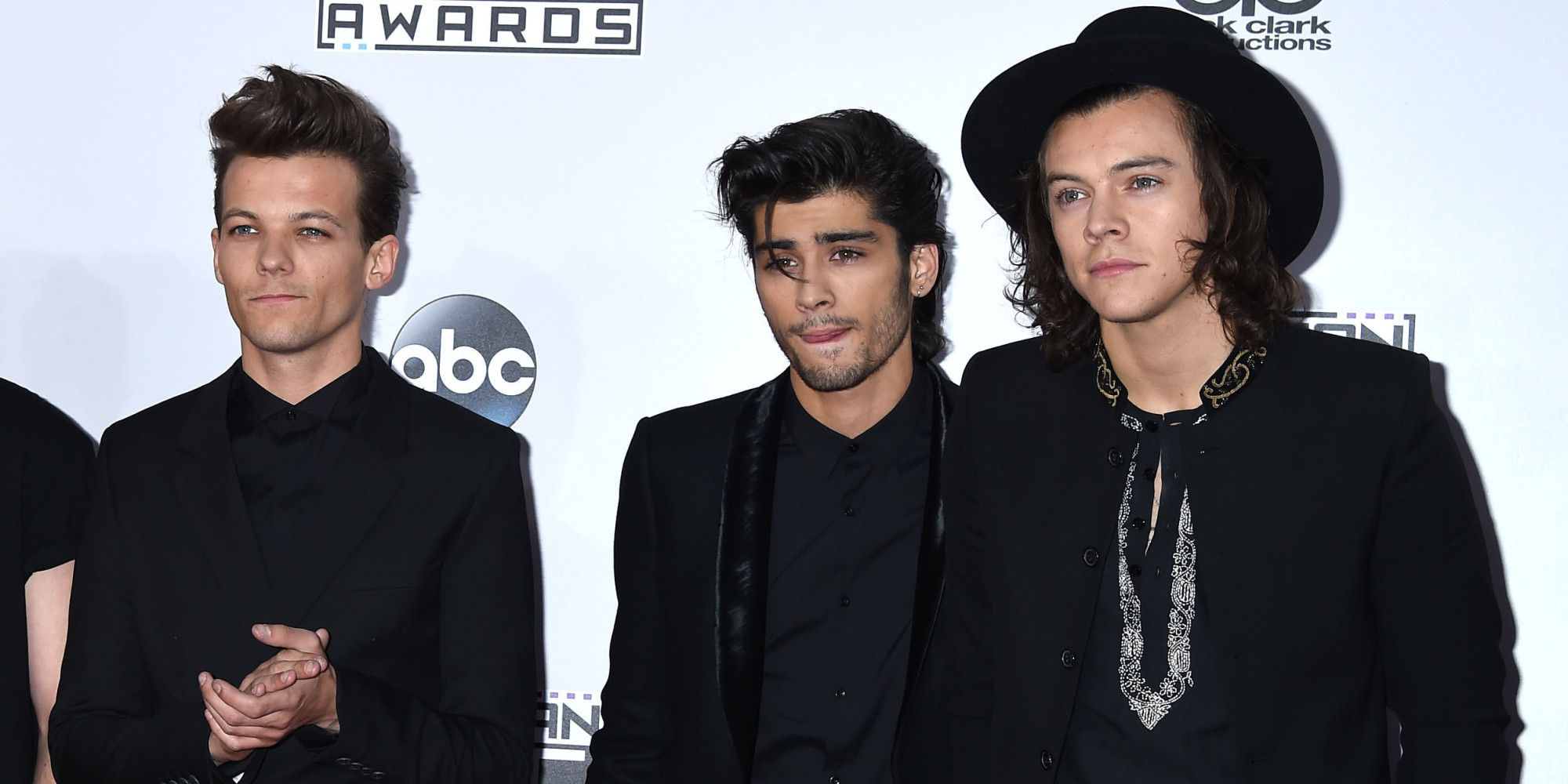 One Direction: Arriving at the red carpet - AMAs (23.11.2014.) |One Direction Amas 2014