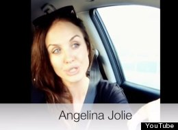 This Woman Does Spot-On Impressions Of Celebrities Stuck In Traffic