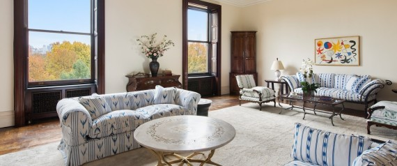 Lauren Bacall's $26 Million Upper West Side Apartment Is ...