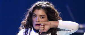 LORDE AMERICAN MUSIC AWARDS