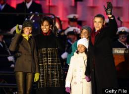 Obamas Christmas