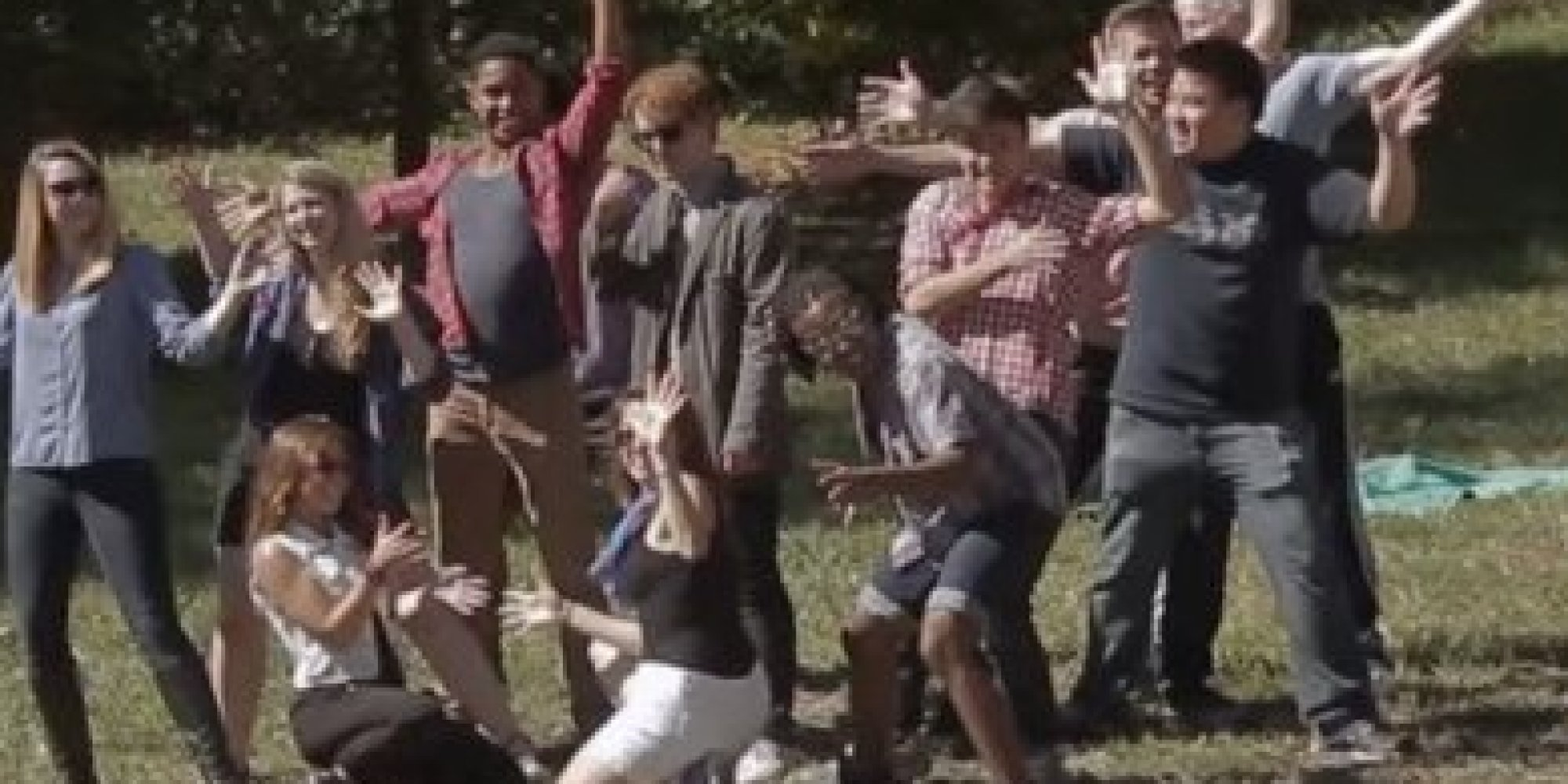 Here's A Flash Mob Video For All Of Us Who Hate Flash Mob ...