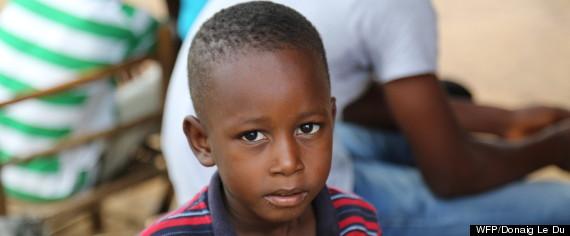 liberia orphans ebola