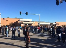 Hundreds Of Students Protest High School Over Alleged Bullying Of Rape Victims