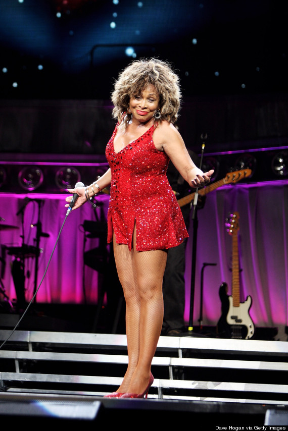 10 Times Tina Turner's Legs Were 'Simply The Best'   HuffPost