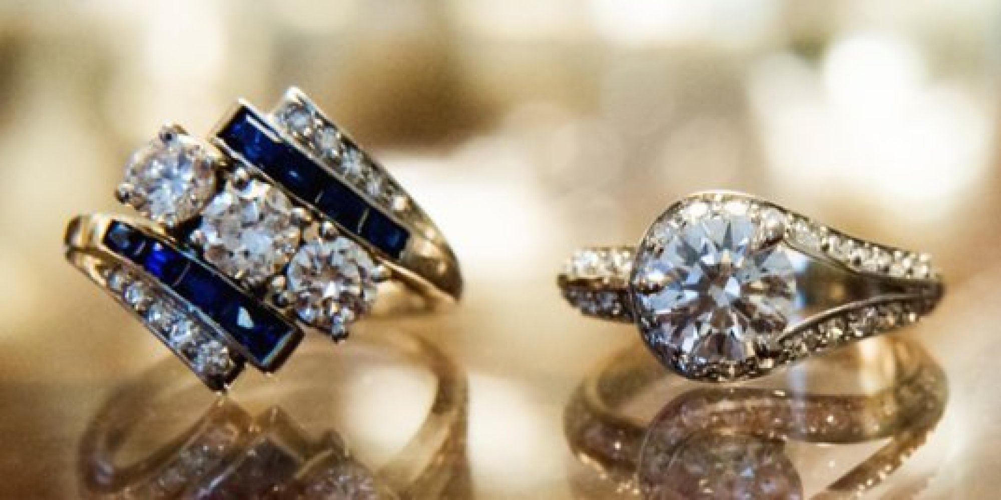 top 8 reasons to say i do to a pre owned engagement ring huffpost - Preowned Wedding Rings