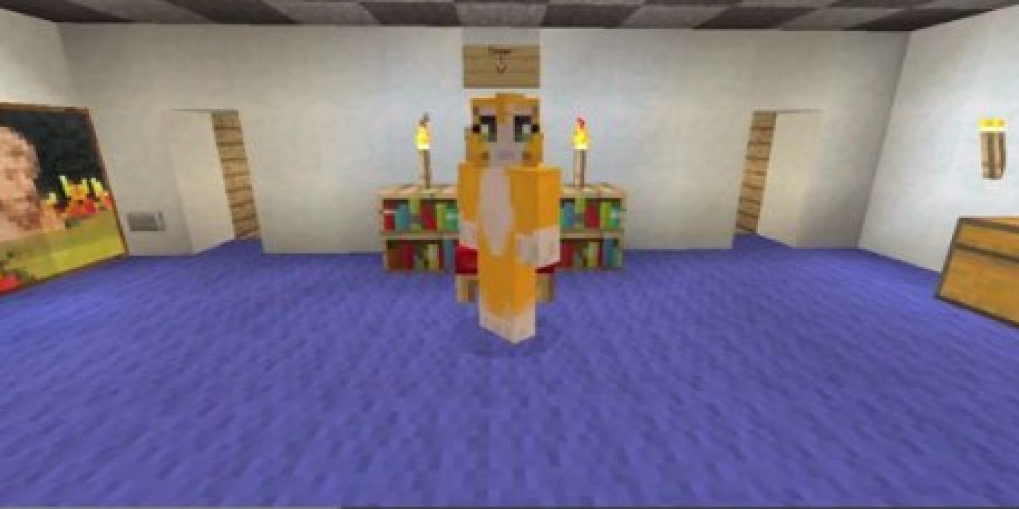 Stampy Cat House Tour