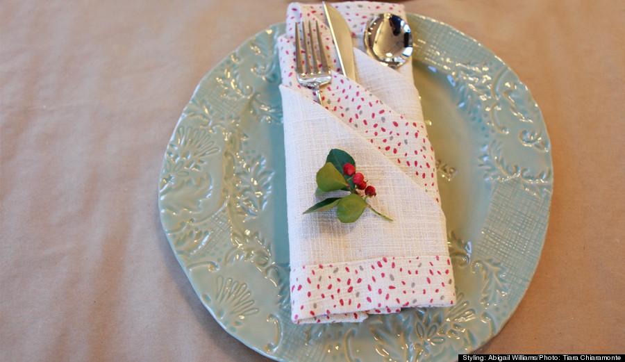 5 Pinterest Perfect Huffpost Tested Napkin Folding Ideas