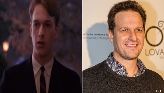 josh charles before after
