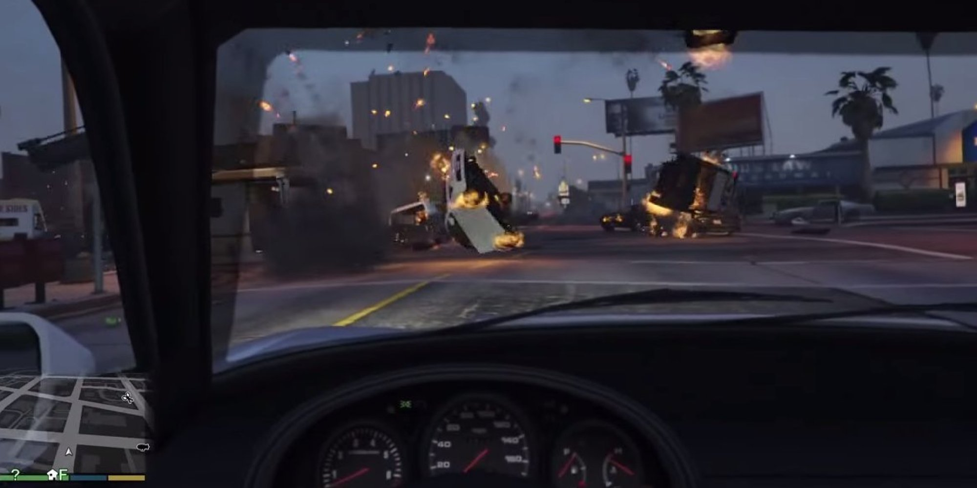 Images of Gta 5 Car Crashes - www industrious info