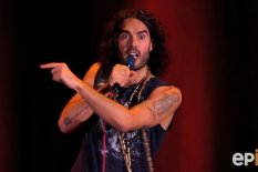 Russell Brand | Pic: epix