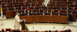 Papa Parlamento Europeo