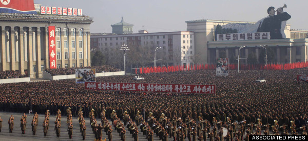 North Korea Holds Massive Rally Against UN Human Rights Resolution