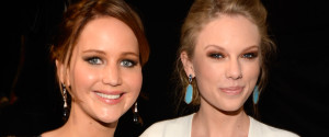 JENNIFER LAWRENCE TAYLOR SWIFT