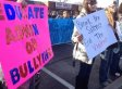 Why Hundreds Of Students Walked Out Of Class In Protest
