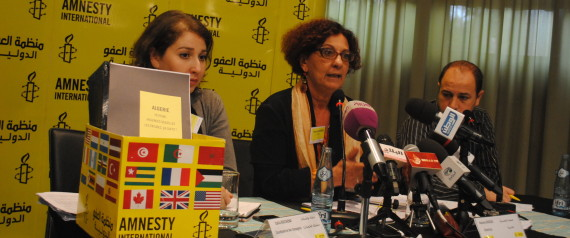 CONF AMNESTY INTERNATIONAL
