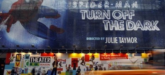 Theater Spiderman