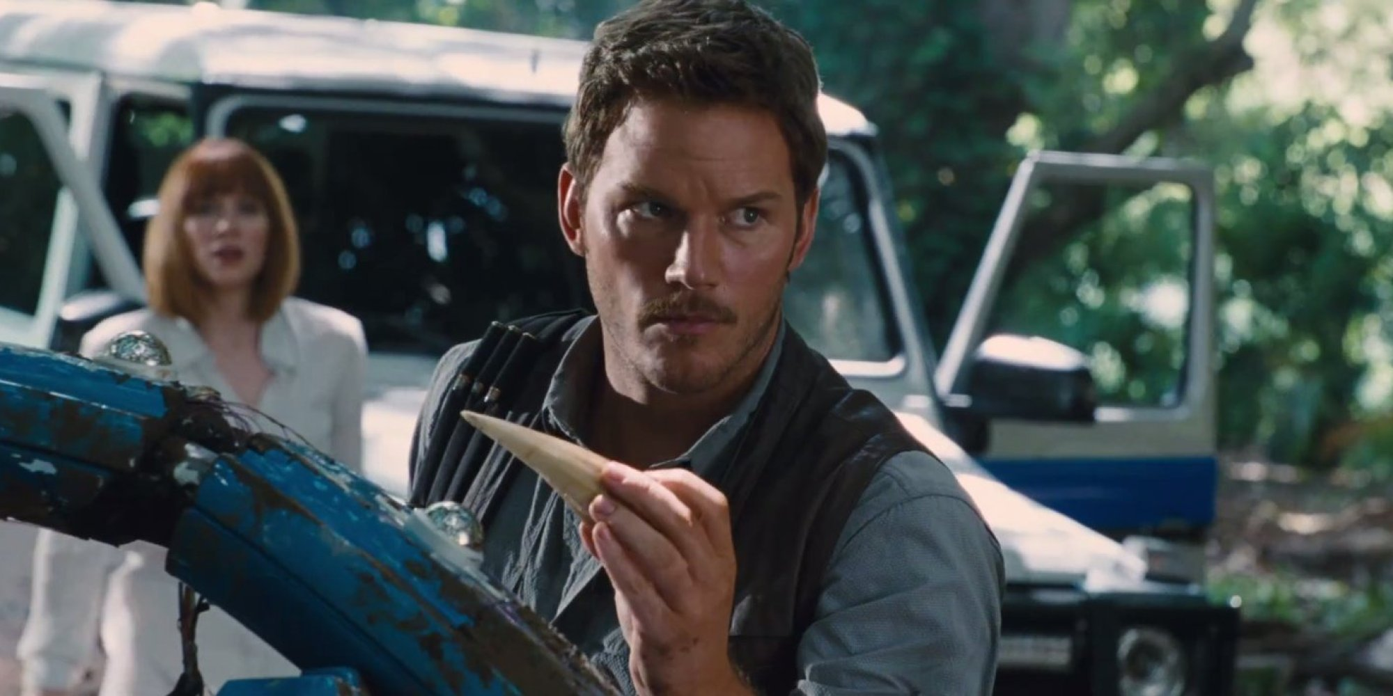 Jurassic World: The 'Jurassic World' Trailer Has Been Cooked Up In That