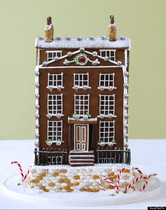 most expensive gingerbread house