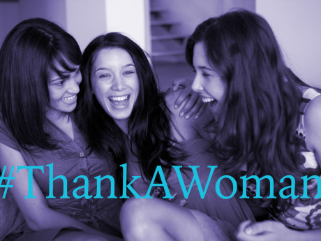 This Thanksgiving, Thank A Woman